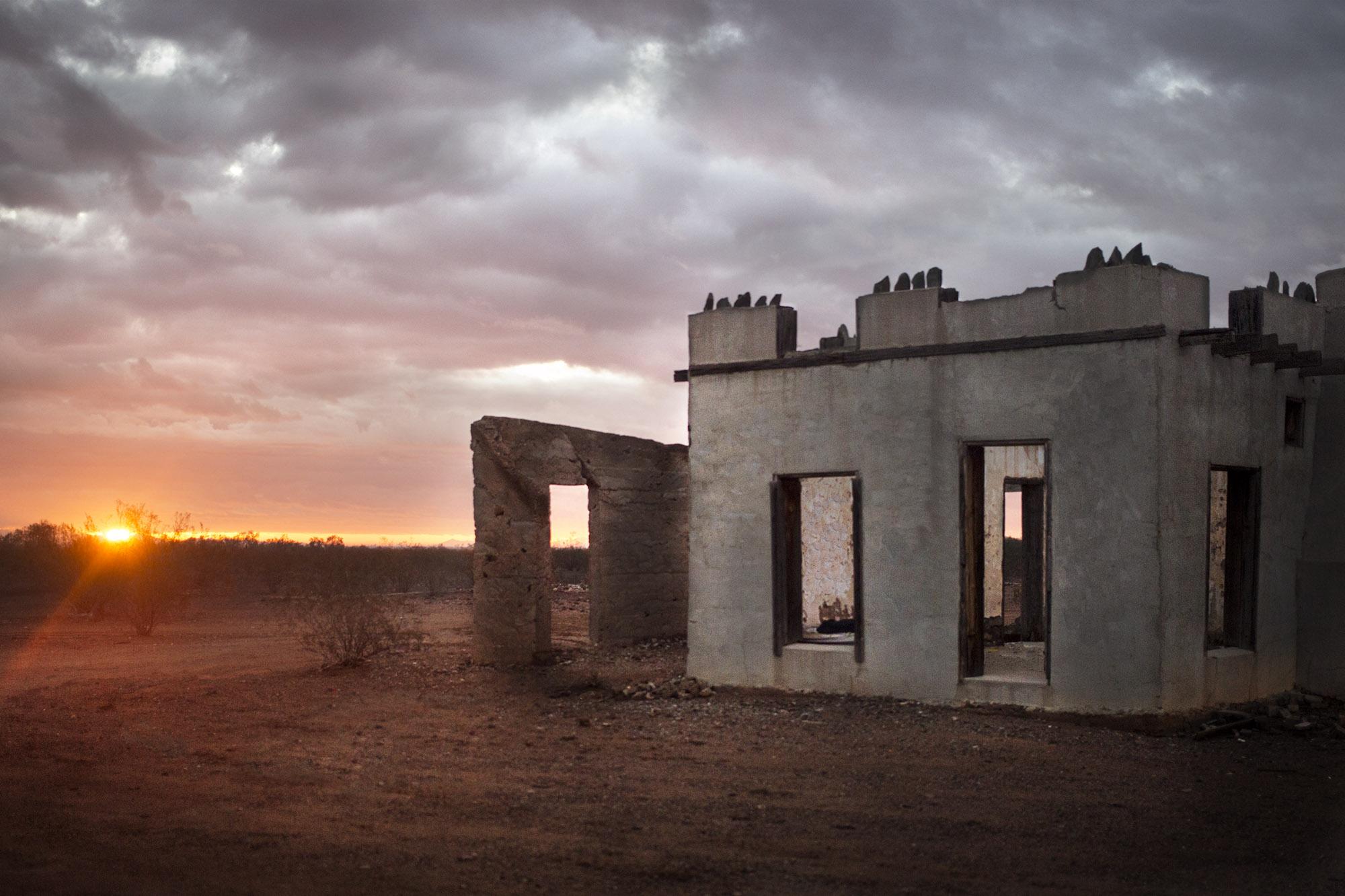 Dawn at by Rich J. Velasco