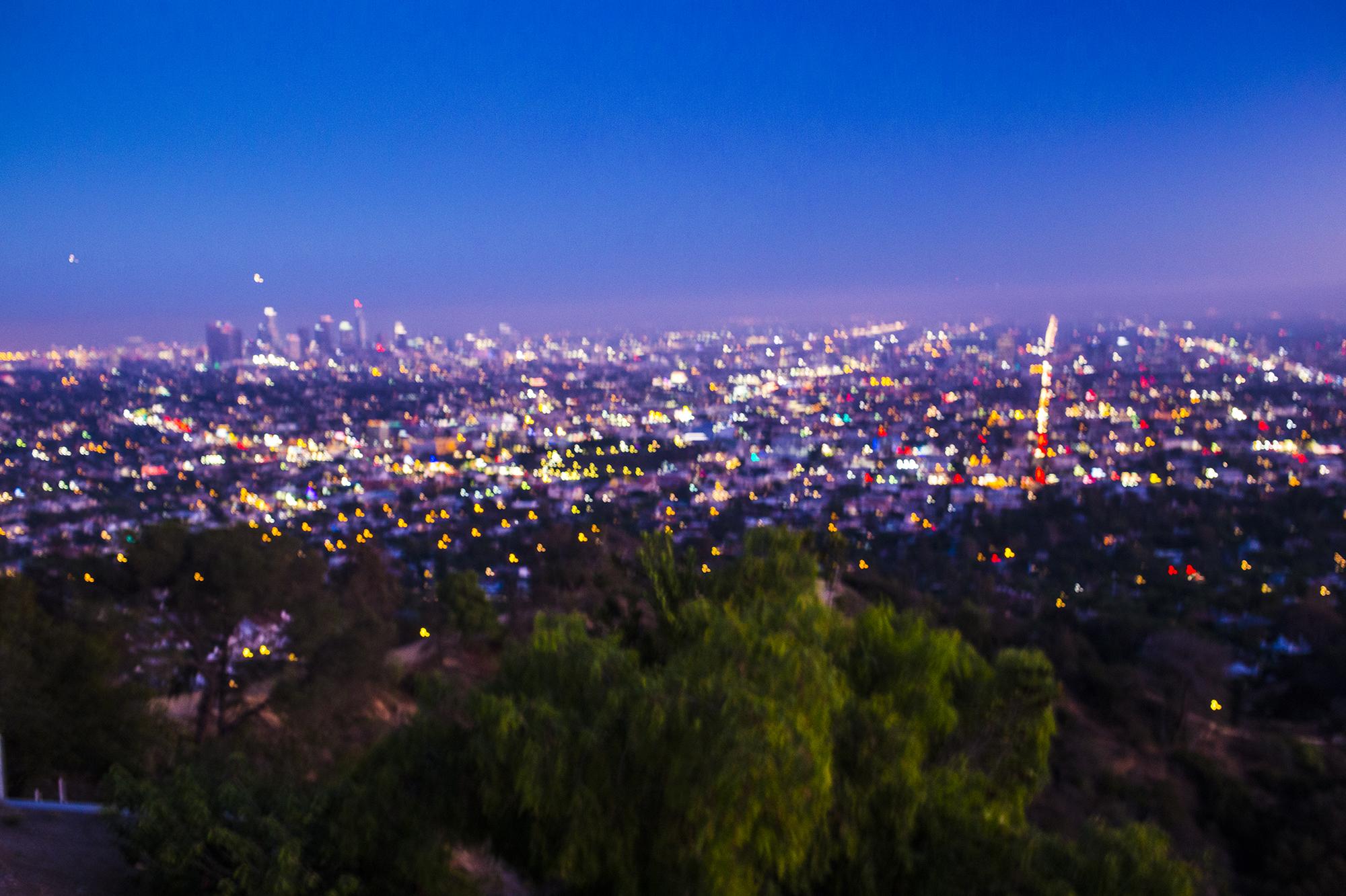 LA Dreaming by Rich J. Velasco