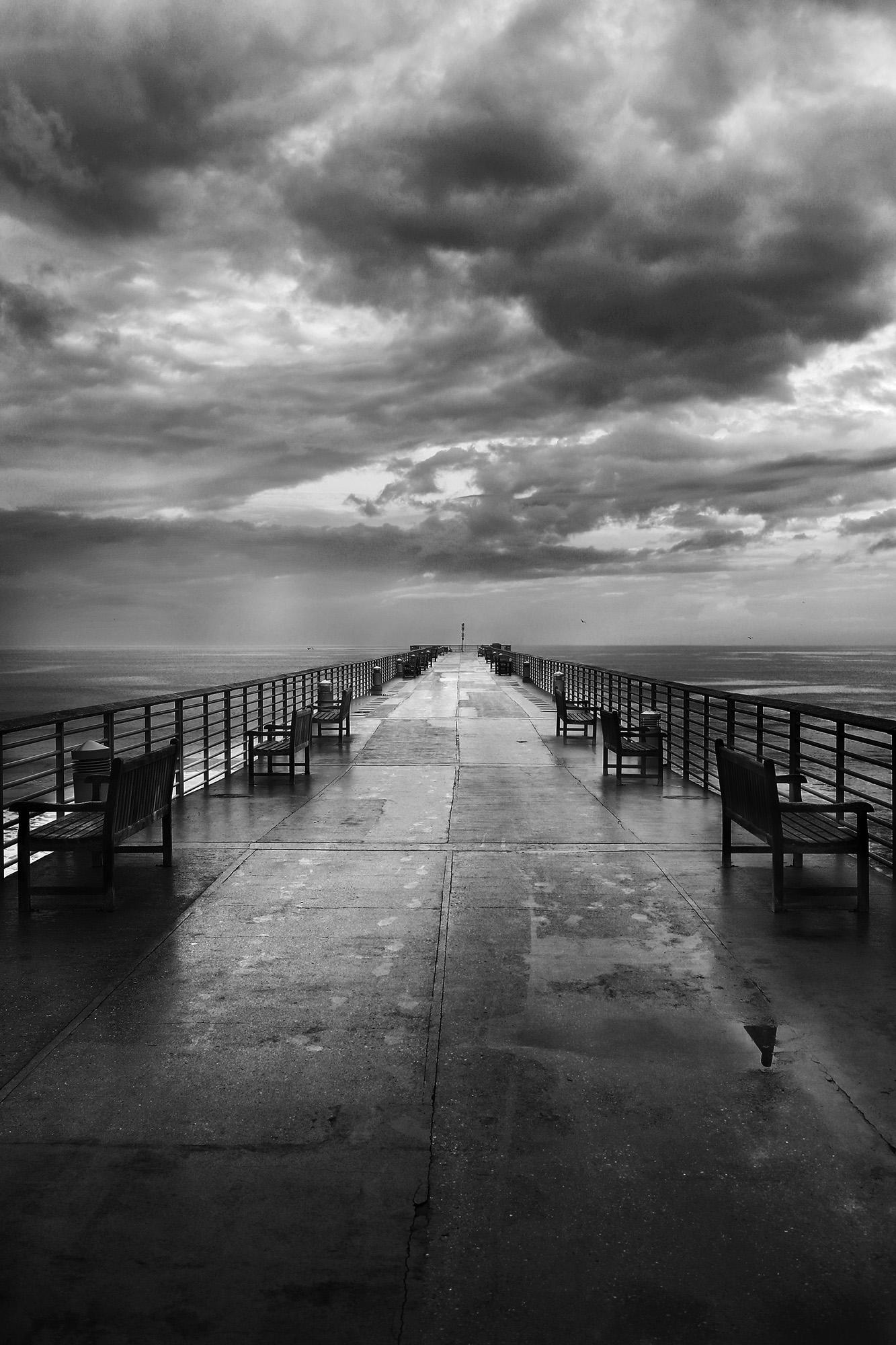 LA la Pier by Rich J. Velasco