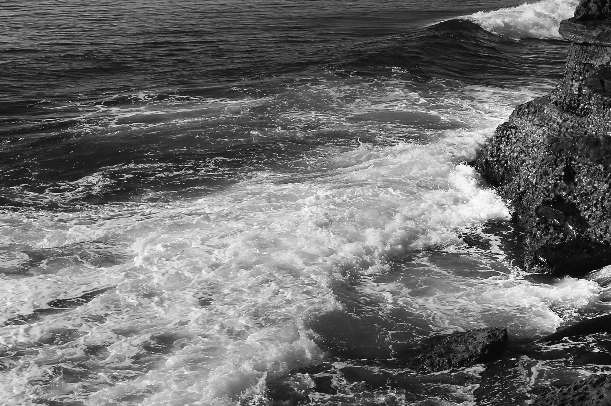 La Jolla Waves by Rich J. Velasco