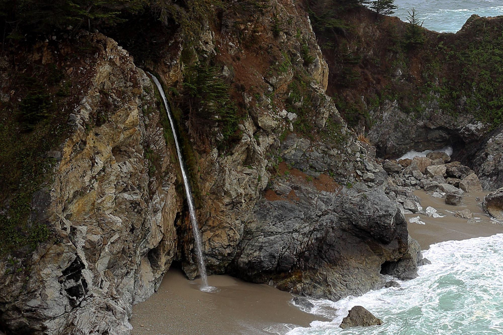 McWay Falls No2 by Rich J. Velasco