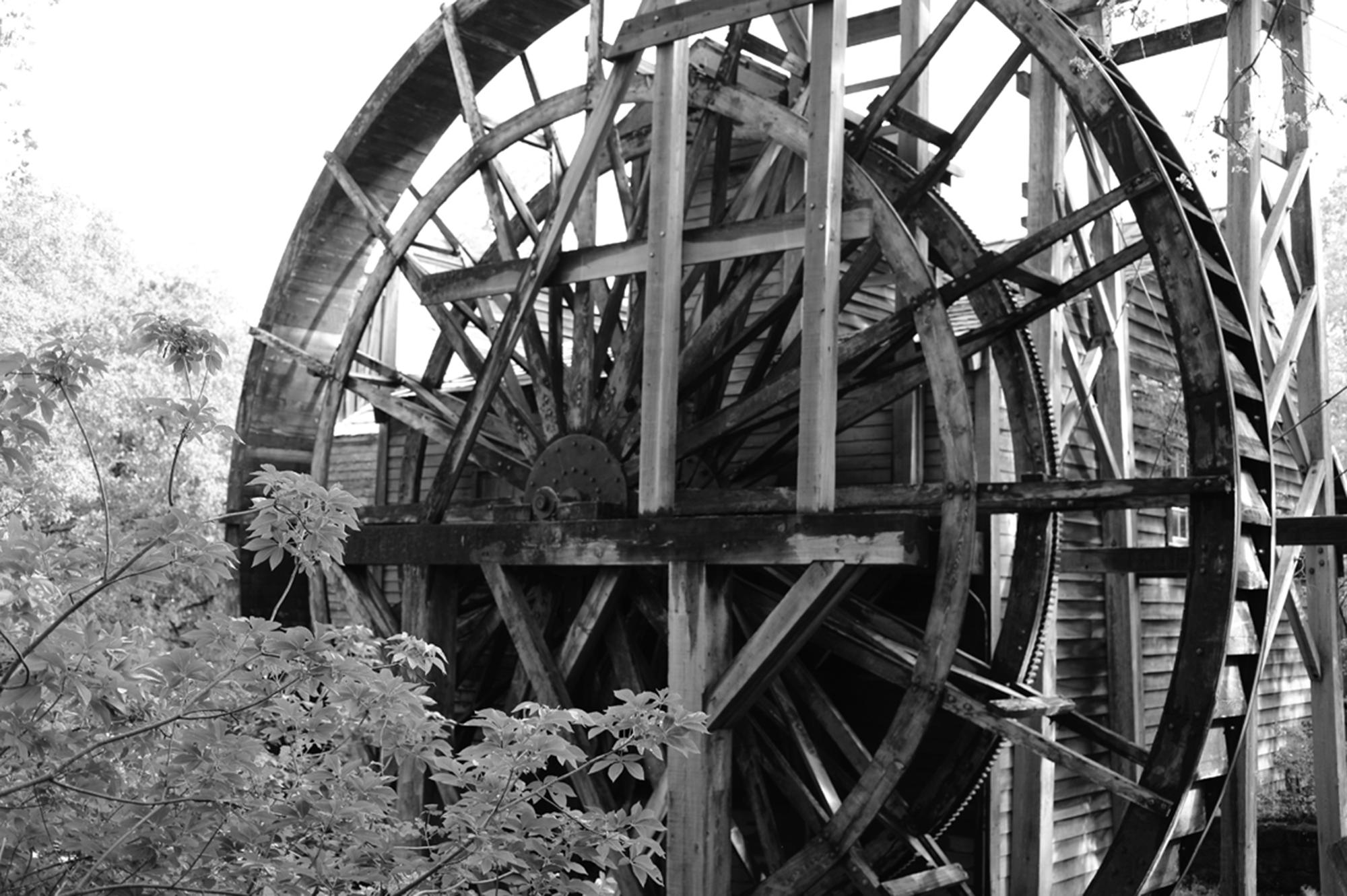 Old Mill 3 by Rich J. Velasco