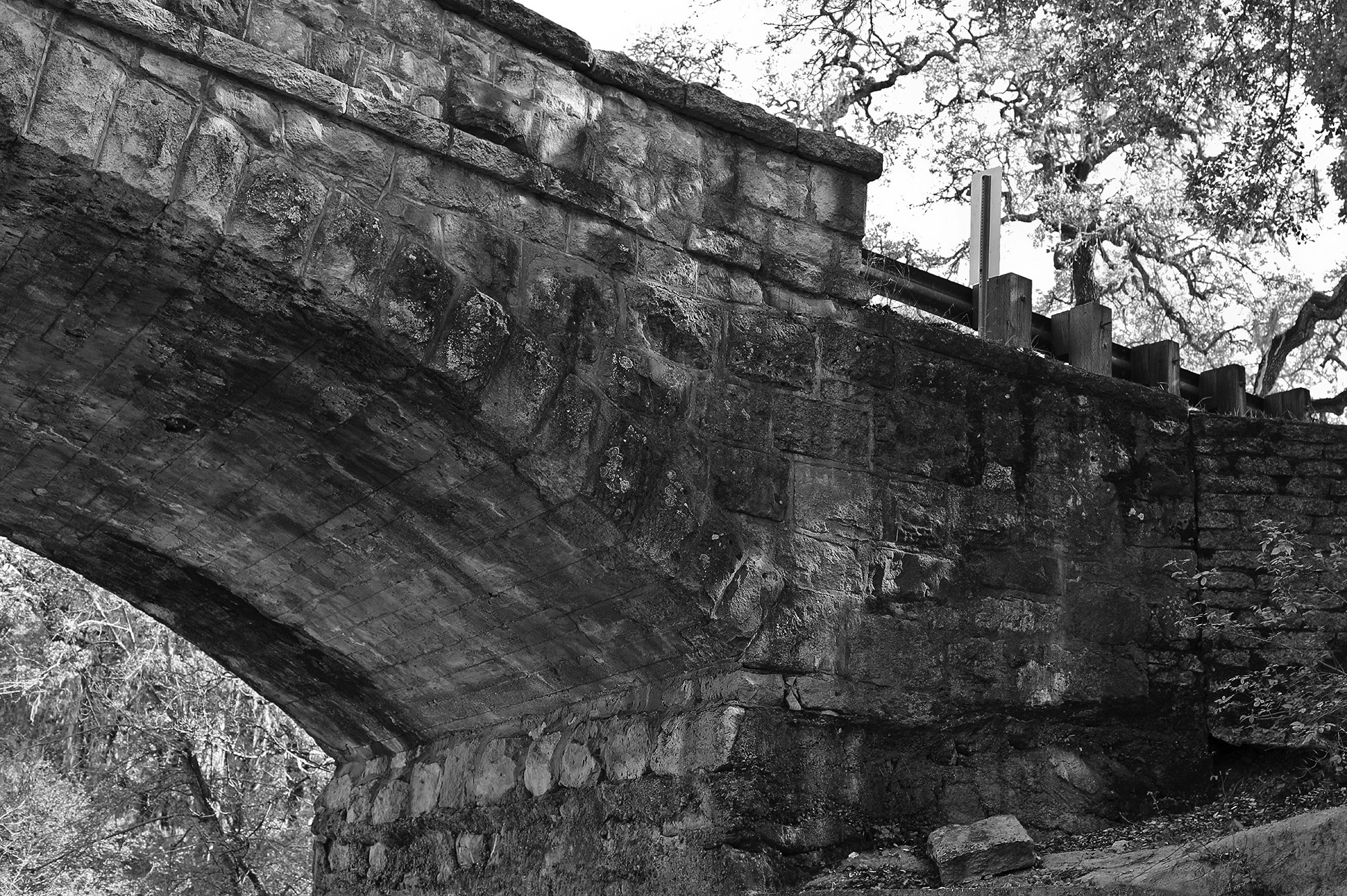 Old Stone Bridge by Rich J. Velasco