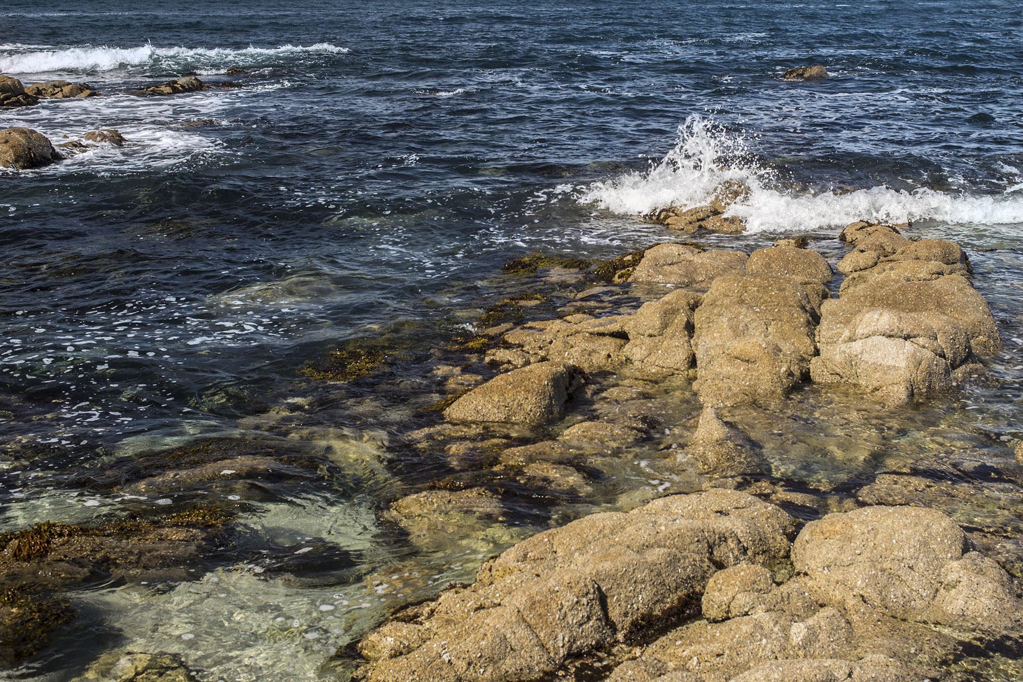 Rocky Shores no2 by Rich J. Velasco