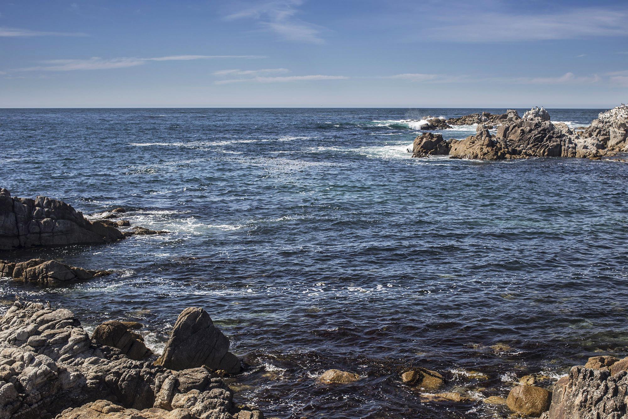 Rocky Shores no3 by Rich J. Velasco