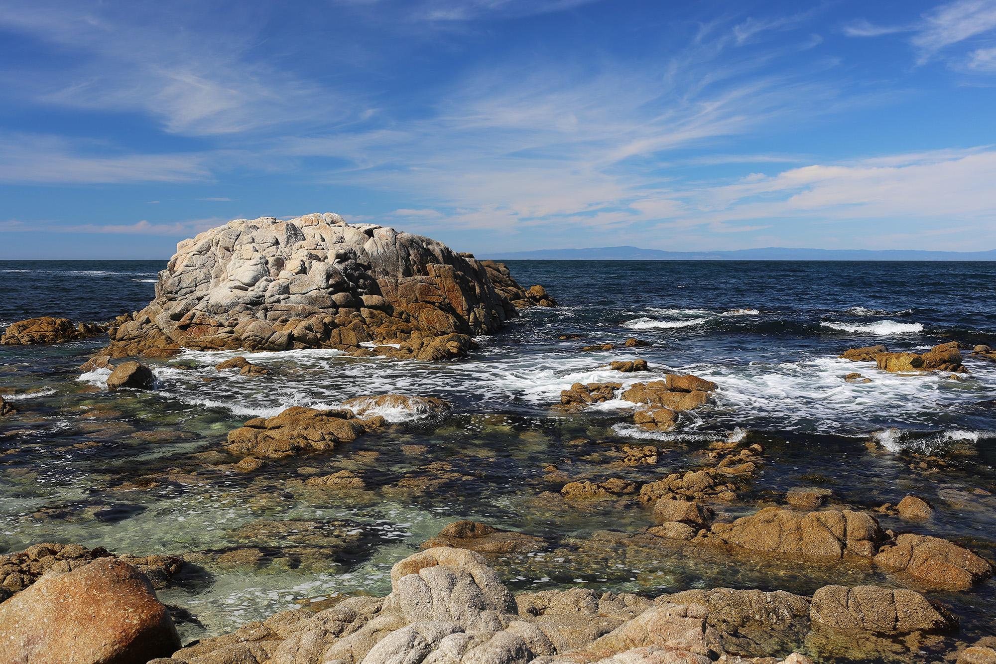 Rocky Shores by Rich J. Velasco