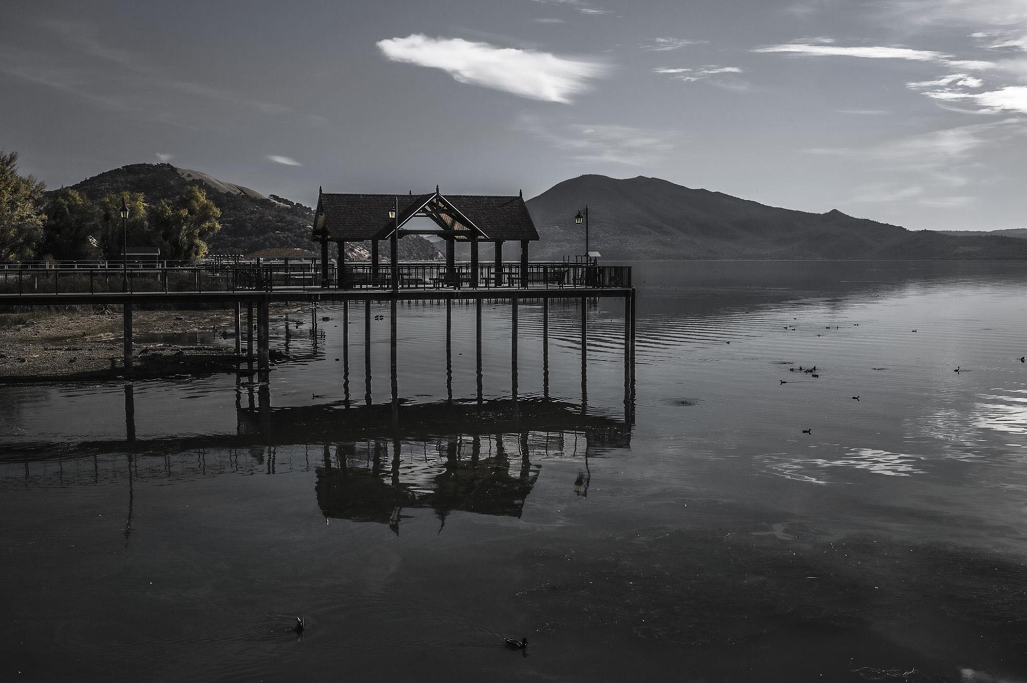 Twilight Pier by Rich J. Velasco